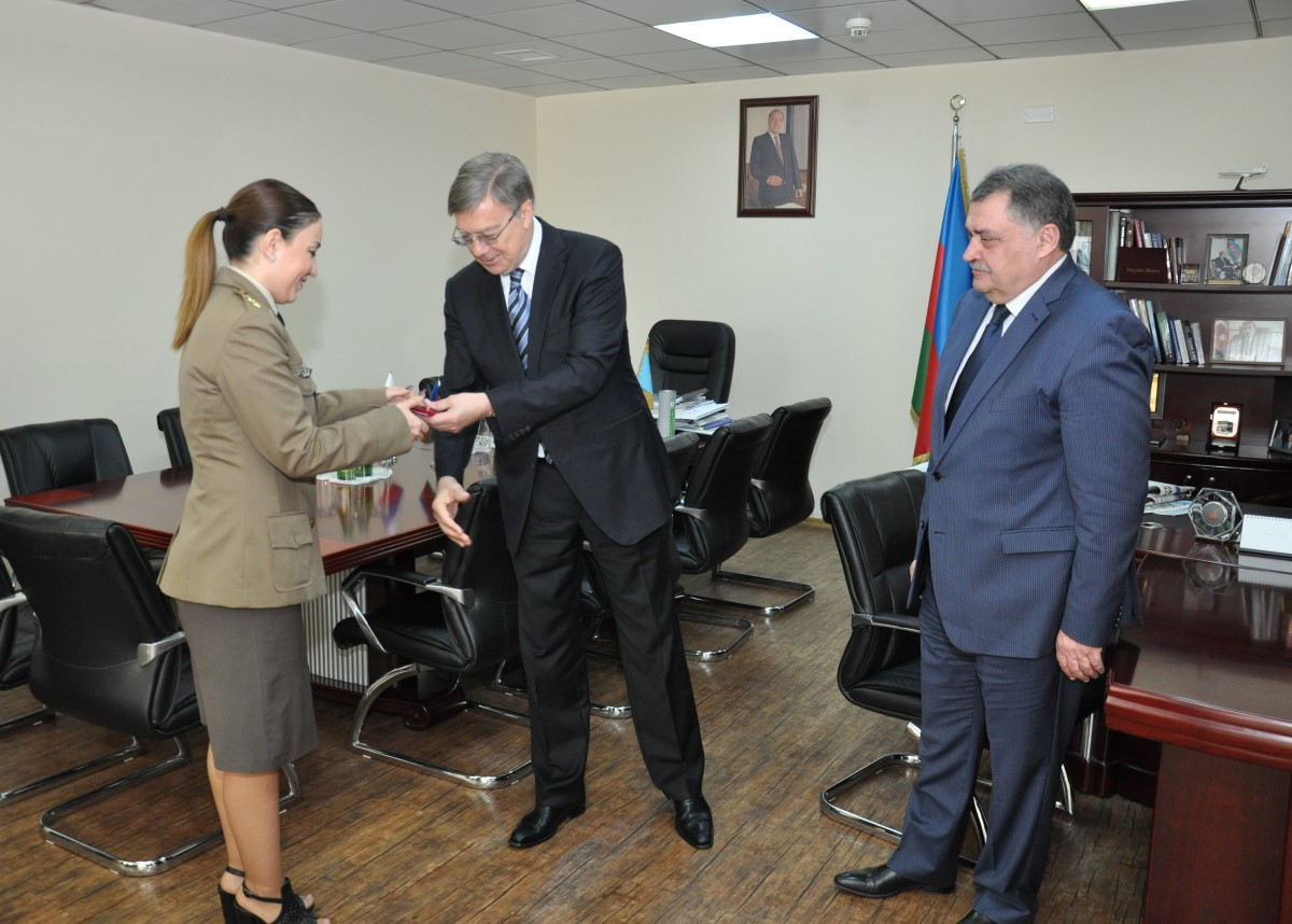 The most important for rescue is Minister of Emergency Situations Vladimir Puchkov
